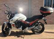 HONDA TWISTER 250, MOD2018, 15.500KM, IMPECABLE