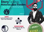 Storytelling: Historias que Venden - Carlos Muñoz