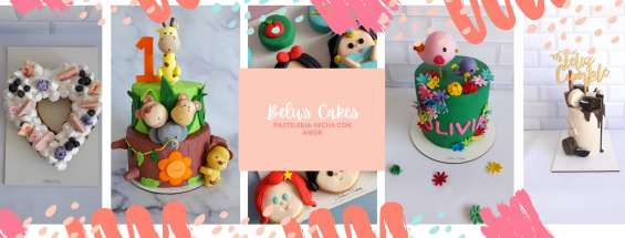 Belu's cakes - pastelería hecha con amor