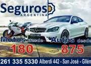 Asegura lo que más querés - SEGUROS ARGENTINA - 261 335 5330