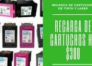 RECARGA DE CARTUCHO DE TINTA HP 662 664 667 60 122