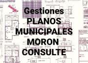 PLANOS MUNICIPALES DEL OESTE-GESTIONES MUNICIPALES-CONSTRUCCIONES